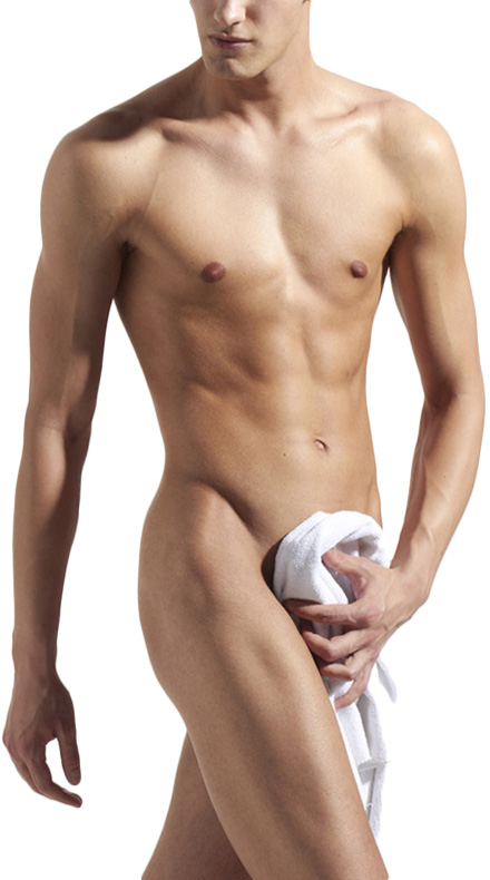 Intimate Waxing for Men